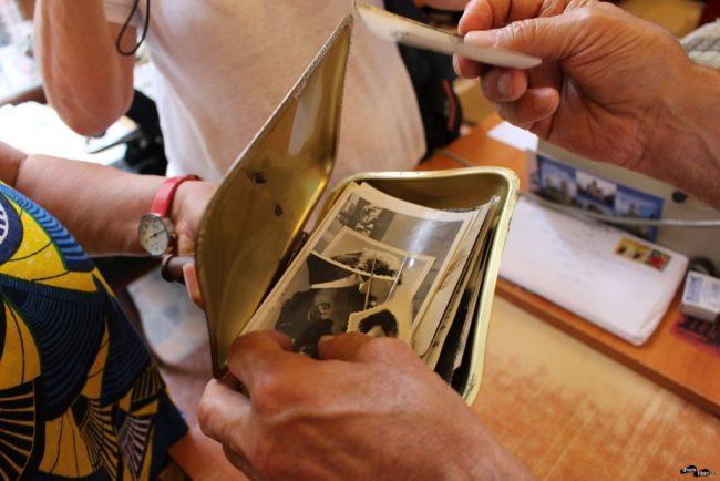 Grumăzescu își ține pozele sale în cutia lui Napoleon