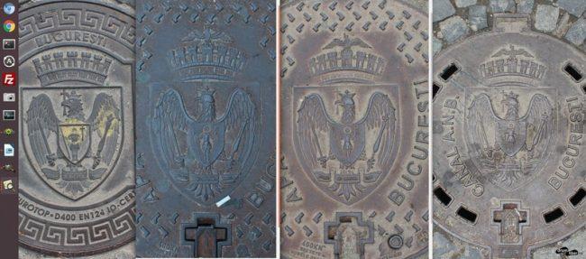 Comparație capace București