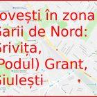Povesti în zona Gării de Nord - Grivița, Grant, Giulești