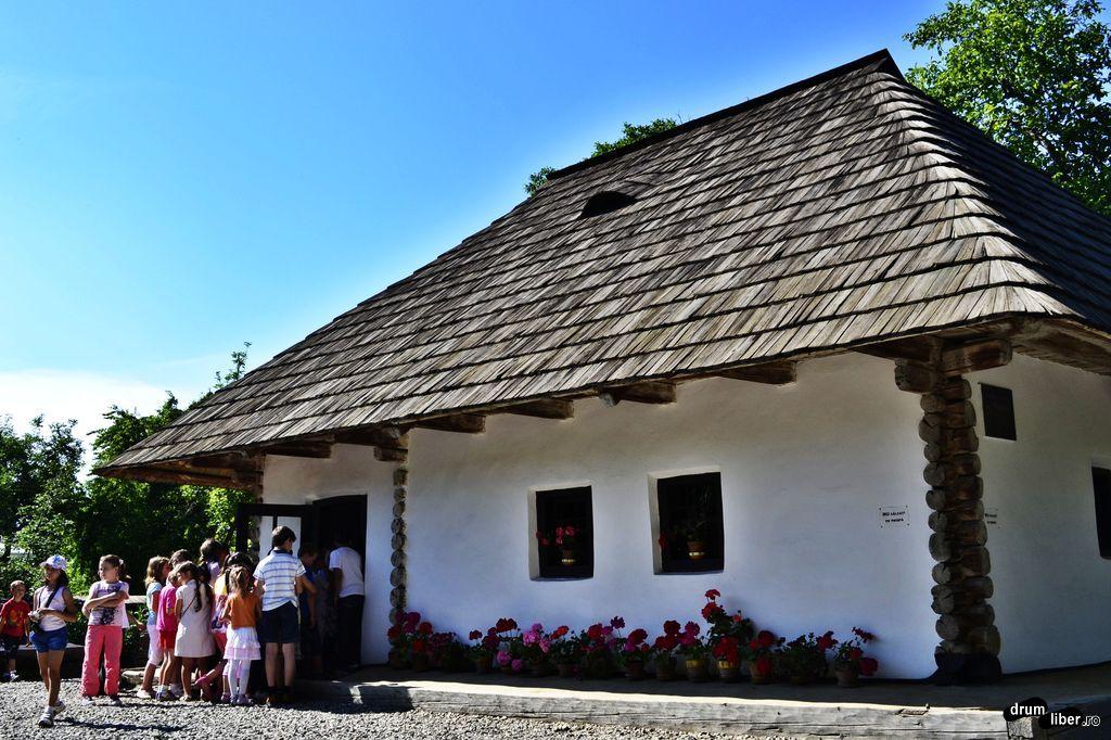Casa părintească a lui Ion Creangă