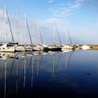 Plimbare în portul turistic din Constanța