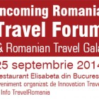 Incoming Romania Travel Forum 2014